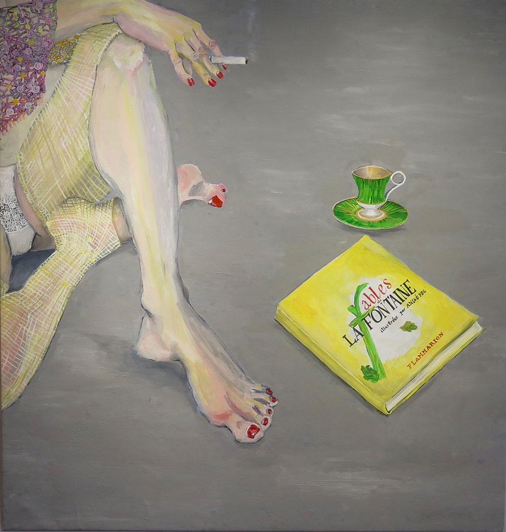 Las Fabulas, 2010 by © Maria Cristina Carbonell
